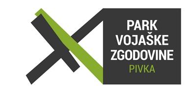 Park vojaške zgodovine Pivka logotip