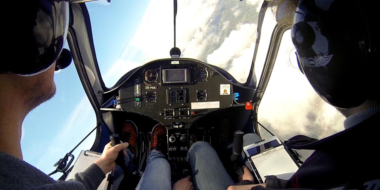 Letalsko šolanje v Akademiji