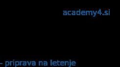 Akademija 4 ima najboljše učitelje letenja, v hiši razvit portal za e-učenje academy4.si in praktično nova in odlično vzdrževana letala.